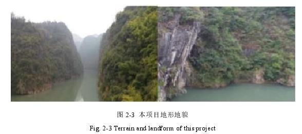 圖 2-3本項目地形地貌