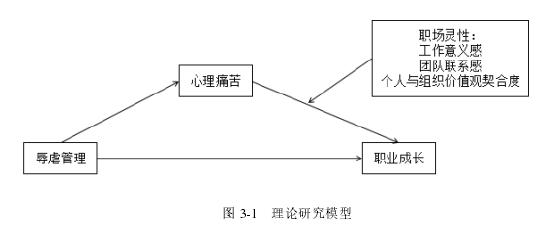 图 3-1 理论研究模型